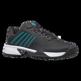 Alternate View 1 of Hypercourt Express 2 Men's Tennis Shoe - Grey/Blue