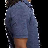 Alternate View 4 of Mesh Broken-Stripe Polo Shirt