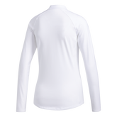 Alternate View 8 of Long Sleeve Base Layer Sport Polo Shirt