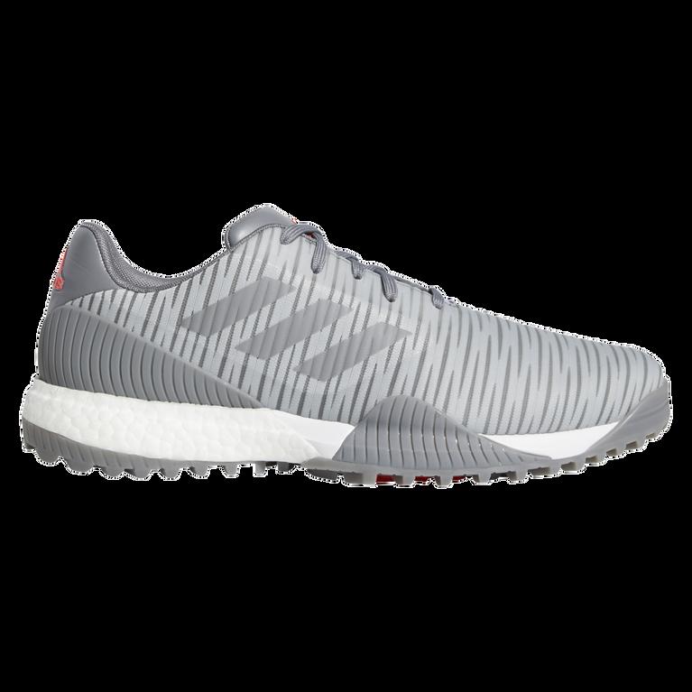CODECHAOS SPORT Men's Golf Shoe - Grey/Red