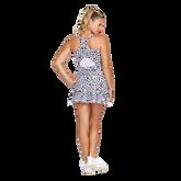 Alternate View 1 of Coletta Cheetah Print Racer Dress