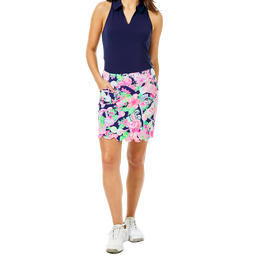 Honda Classic Fairway Print Monica Scallop Skirt