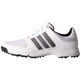 adidas Tech Response Men's Golf Shoe - White/Silver