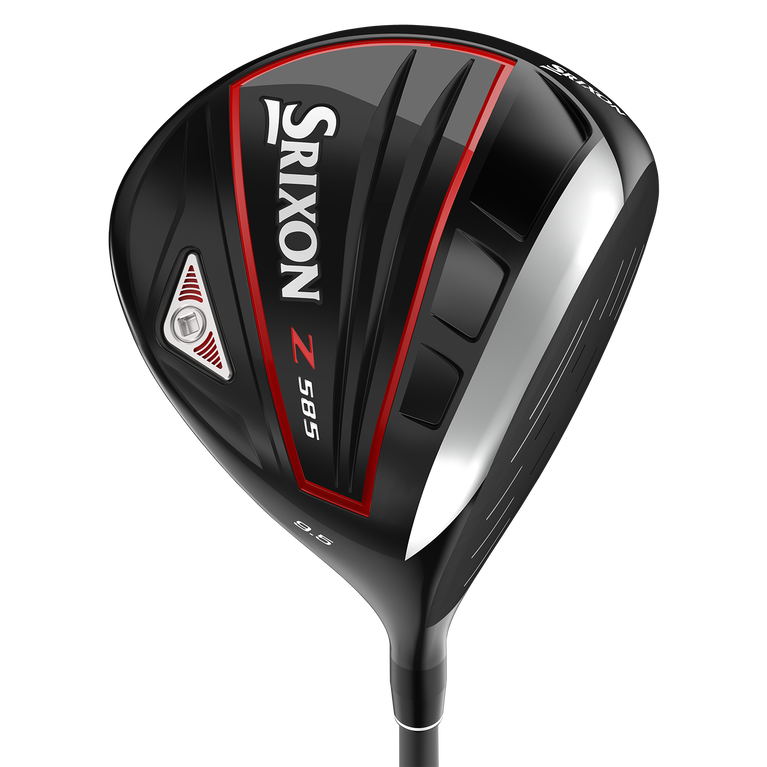 Srixon Z 585 Driver w/ Project X HZRDUS Red 65 Shaft