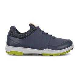 BIOM Hybrid 3 GTX Men's Golf Shoe - Navy/Lime