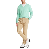 Alternate View 2 of Washable Merino V-Neck Sweater