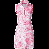 Adelina Sleeveless Printed Dress