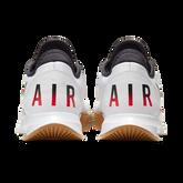 Alternate View 8 of Air Max Wildcard Men's Tennis Shoe - White/Red