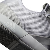 adidas Adizero Defiant Bounce Men's Tennis Shoe - White/Grey