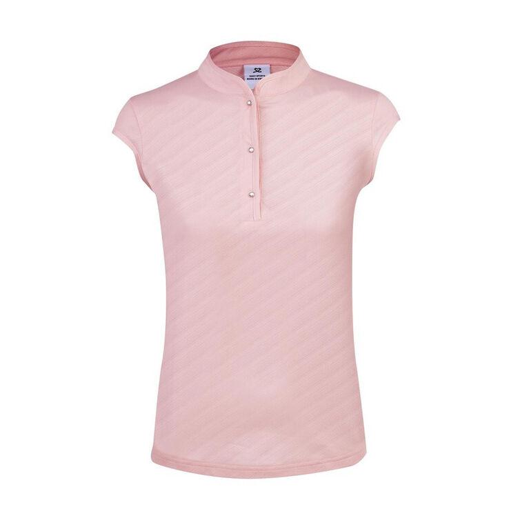Blush Group: Lorin Sleeveless Polo