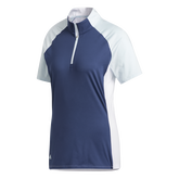 Alternate View 8 of Short Sleeve Color Block Polo Shirt