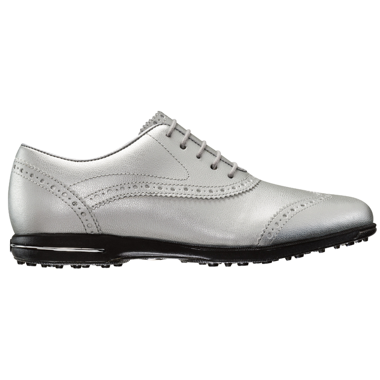 FootJoy Tailored Collection Women's Golf Shoe - Silver