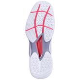 Babolat Jet Mach II All Court Women's Tennis Shoe - White/Pink