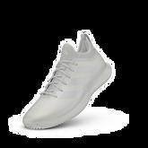 Alternate View 2 of Defiant Generation Multicourt Women's Tennis Shoe - White/Silver