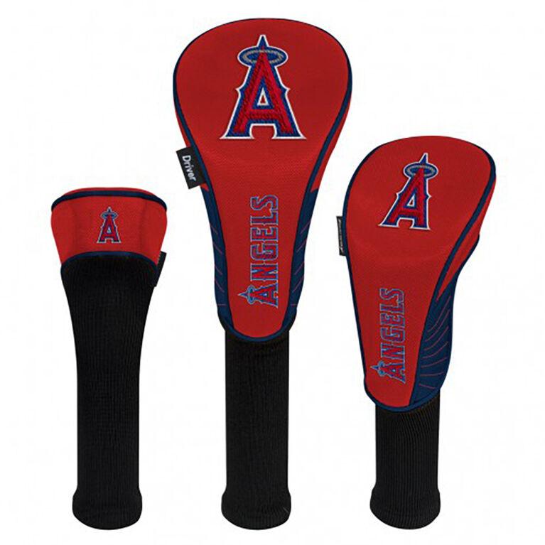 Los Angeles Angels Set of 3 Headcovers