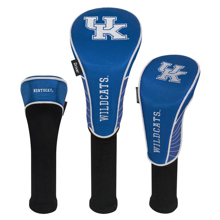 Team Effort Kentucky Wildcats Headcover Set of 3
