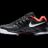 Alternate View 3 of Air Zoom Vapor X Men's Tennis Shoe - Black/Red/White