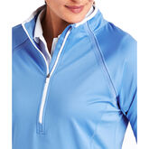 Alternate View 2 of Solid 1/2-Zip Pullover