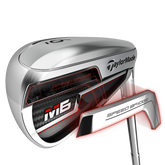 Alternate View 16 of M6 4,5-Hybrid, 6-PW, AW Women's Combo Set w/ Tuned Performance 45 Graphite Shafts