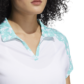 Alternate View 3 of Ultimate 365 Primegreen Printed Short Sleeve Polo Shirt