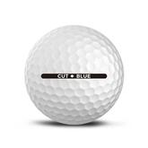 Alternate View 3 of Cut Blue Golf Balls