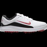 Vapor Men's Golf Shoe - White/Black/Red