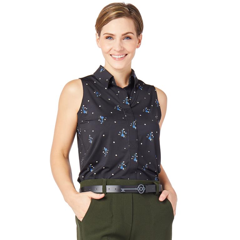 Biltmore Collection: Keystone Sleeveless Shirt