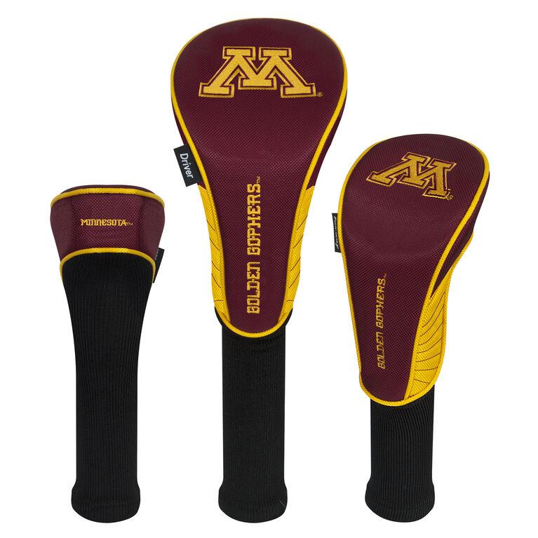 Team Effort Minnesota Golden Gophers Headcover Set of 3