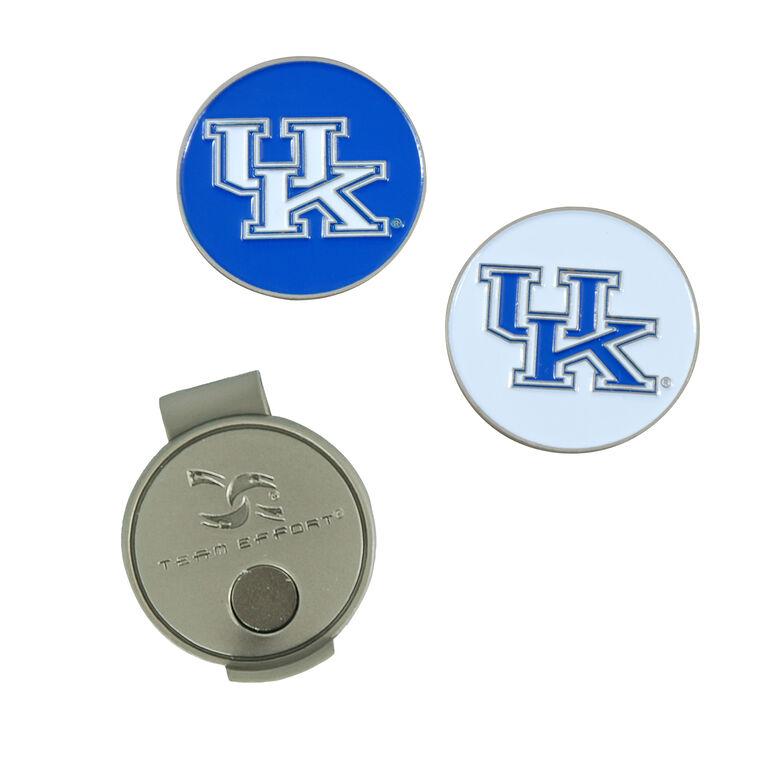 Team Effort Kentucky Wildcats Hat Clip