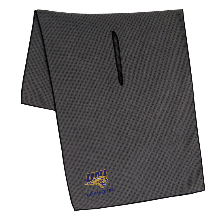 Team Effort UNI Panthers Microfiber Towel