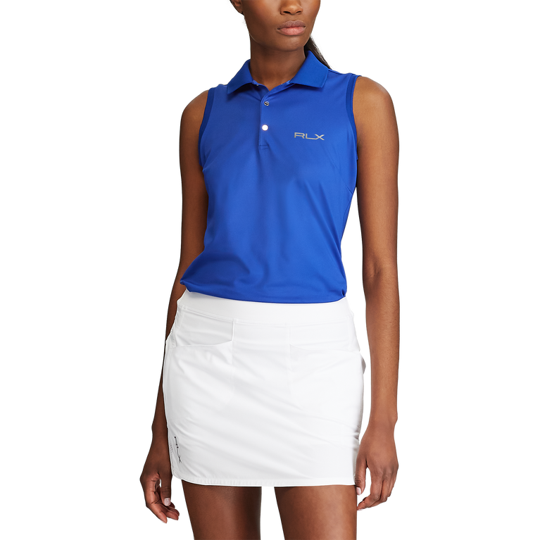 Solid Sustainable Golf Polo