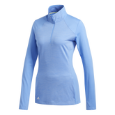 Alternate View 8 of Minted Blues Collection: Half-Zip Solid Pull Over Jacket