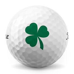 ProV1 Shamrock Half Dozen Golf Balls