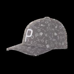 DESERT P 110 SNAPBACK CAP