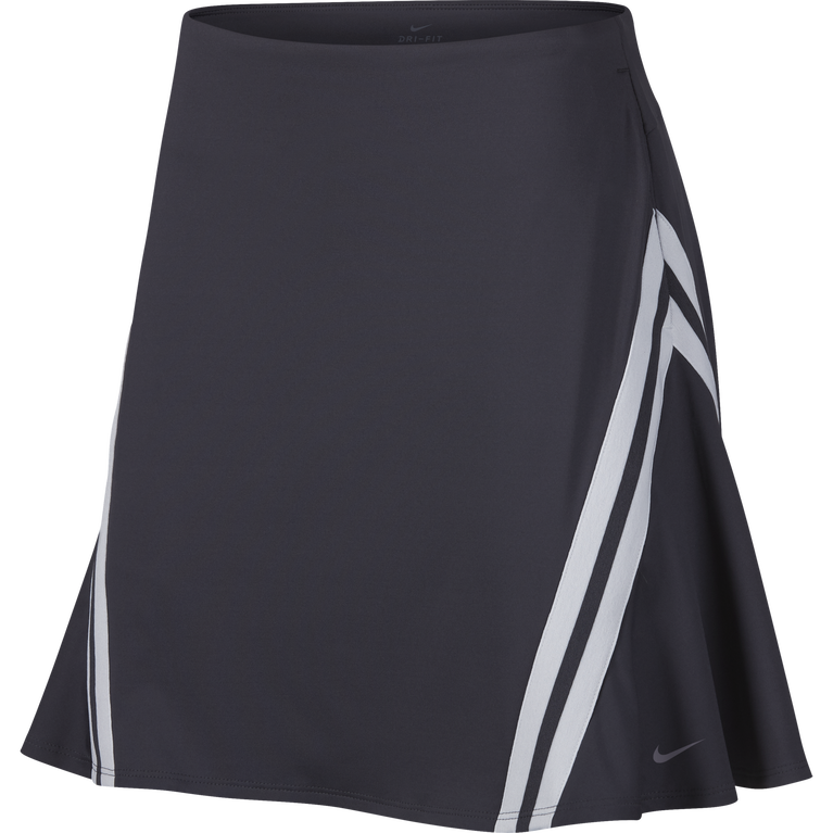 "Dri-FIT UV 17"" Tipped Golf Skort"