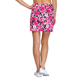 Alternate View 2 of Paradise Collection: Darby Floweret Pull On Skort