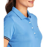 Alternate View 2 of Short-Sleeve Solid Pique Polo