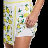 Alternate View 1 of Summer Lemon Collection: Lemon Print Wrap Golf Skort