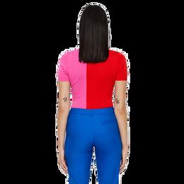 Pink Group: Short Sleeve Hana Top