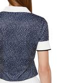Alternate View 5 of Lexie Short Sleeve Dot Polo Shirt