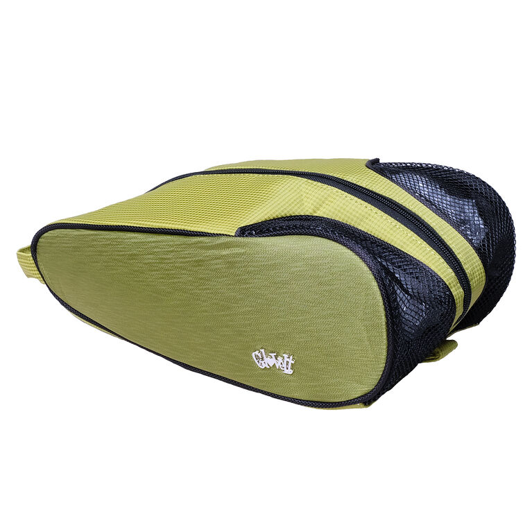 Kiwi Check Shoe Bag