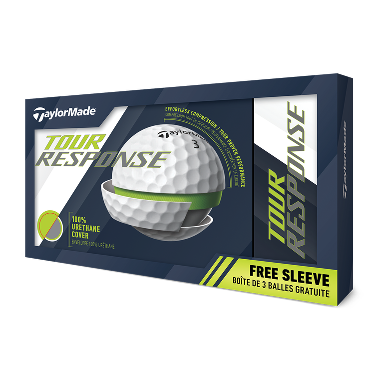 Tour Response Golf Balls - 15 Pack