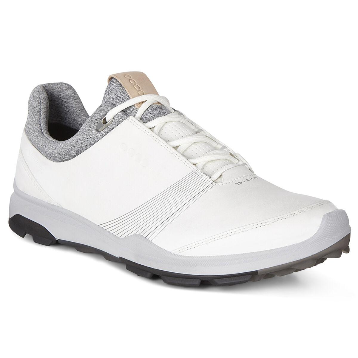 4dcebbee2d59 ECCO BIOM Hybrid 3 GTX Women s Golf Shoe - White Black