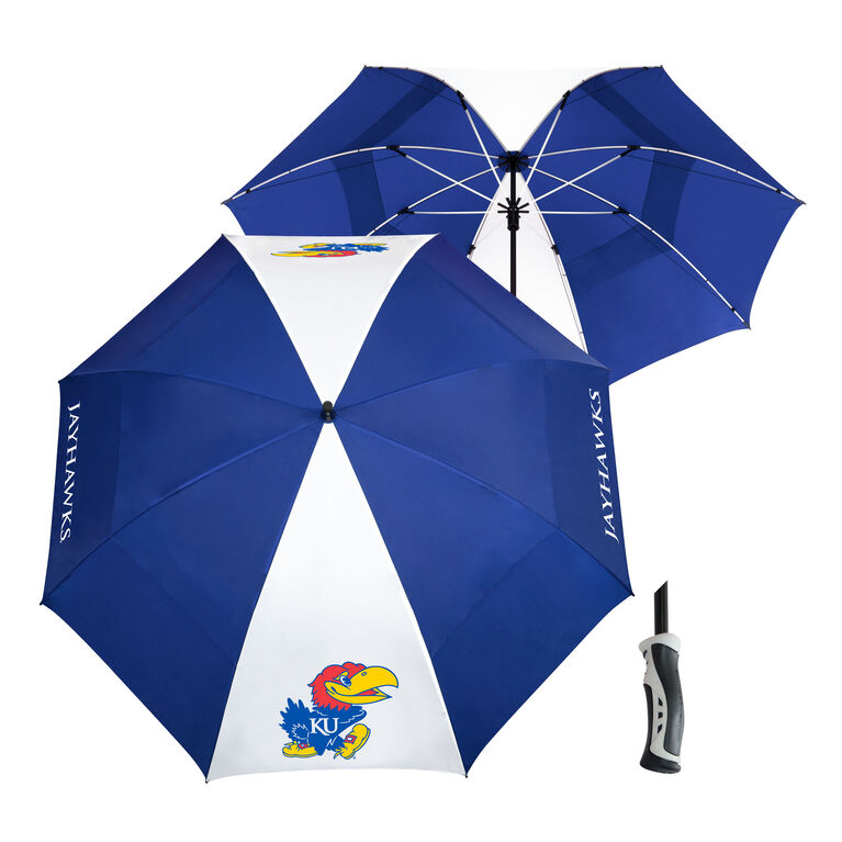 Team Effort Kansas Umbrella