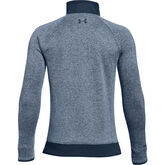 Alternate View 5 of UA Storm SweaterFleece ½ Snap Boys' Golf Long Sleeve Pullover