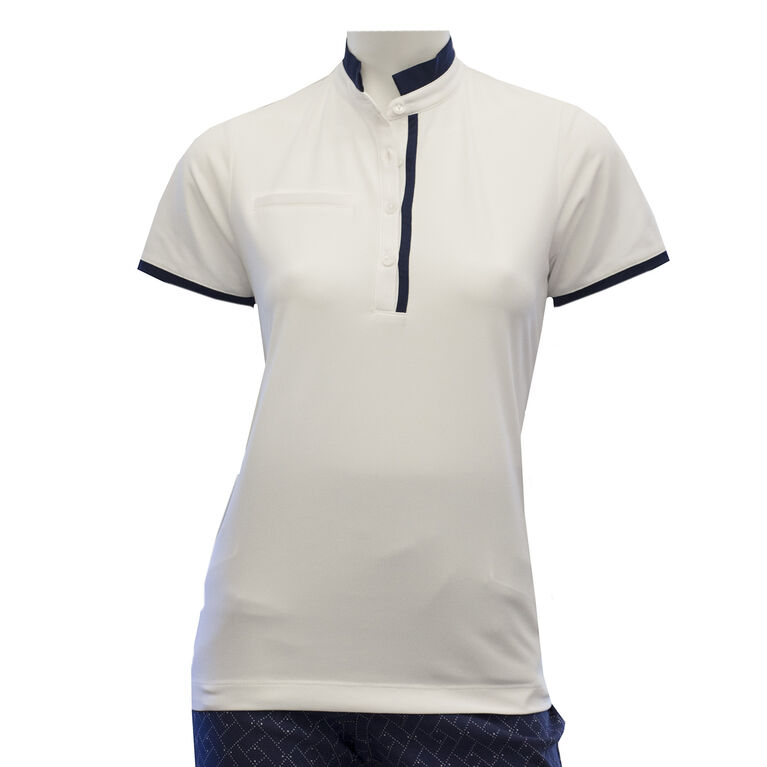 EP Pro Short Sleeve Polo w/ Contrast Trims