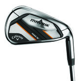 Alternate View 3 of MAVRIK Max-W Iron Set w/ Graphite Shafts