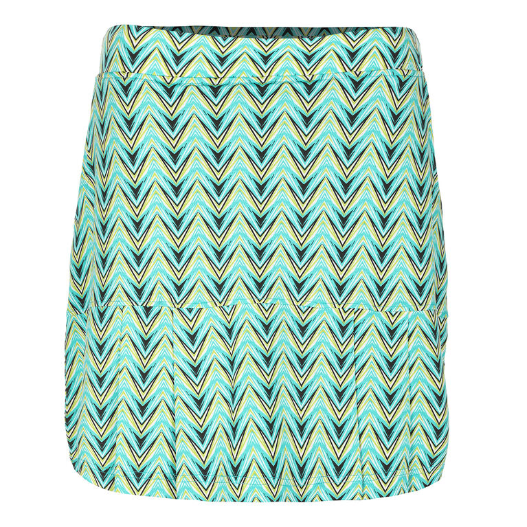 "Sport Haley Arrow ""Haley Tech"" Print Skort"
