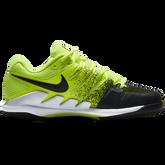 NikeCourt Air Zoom Vapor X Men's Hard Court Tennis Shoe - Yellow/Black