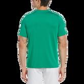 Alternate View 1 of Textured Geo Print Short Sleeve Tee Shirt